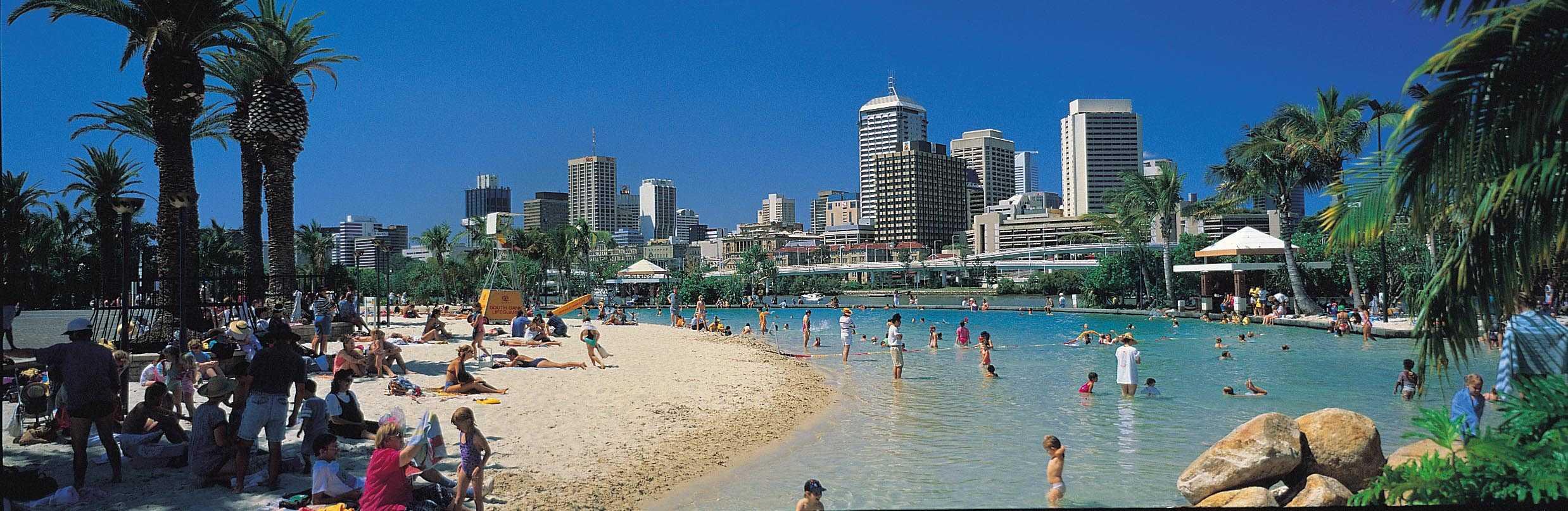 Usc acceptance date in Brisbane